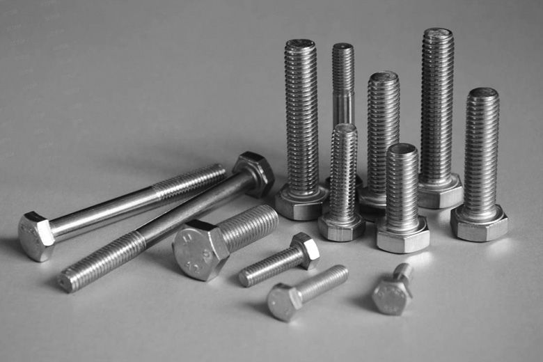 904l Stainless Steel Bolts Nuts Fasteners