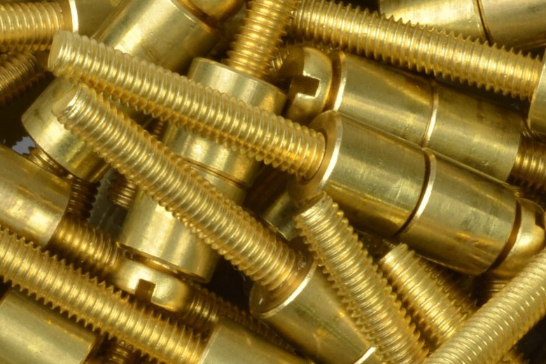 Brass Bolt Nut Fasteners Manufacturer