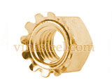 Phosphorous Bronze K Lock Nut