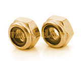 Phosphorous Bronze Self Locking Nuts