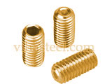 Phosphorous Bronze Set screws