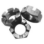 Stainless Steel Castle Nuts