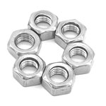 Stainless Steel Jam Nuts